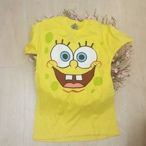 Spongbob Square pants T Shirt